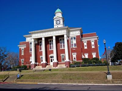 attala county courthouse